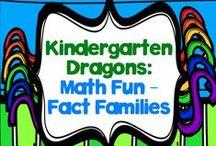 Math Fun: Fact Families