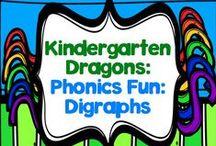 Phonics Fun: Digraphs