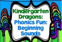 Phonics Fun: Beginning Sounds