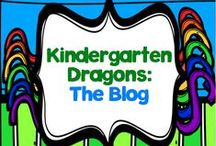 Kindergarten Dragons: The Blog / This board will showcase some of my very favorite blog posts. If you haven't already, I welcome you to come and like my blog so you can keep up to date with the latest and greatest happenings in my kindergarten world!    www.kinderdragons.blogspot.com