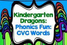 Phonics Fun: CVC Words