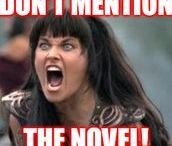 Yes, Writers are Crazy / If it's NaNoWriMo or it's the aftermath, writers are yes, a little unhinged.  It's part of the job.