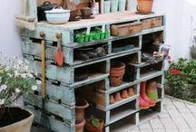 Dream Spaces - Backyard + Garden / Special spaces for your backyard and garden