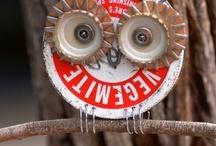 Crafts - Cute DIY / Cute crafty stuffs, tutorials, DIY, etc.  / by Jenna Taylor