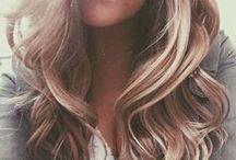 HAIR! / by Sierra Coffey
