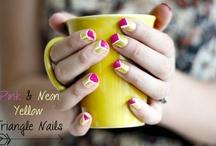 Beauty - Nails / by Jenna Taylor