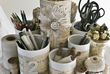 do you organize? / by Lucy (Craftberry Bush)