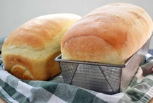 Bread / by Jane Wolford