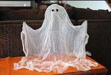 Halloween stuff  / by Jackie Weiland