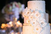 Let Them Eat Cake / The perfect wedding cake should be almost too pretty to eat – almost! These delectable desserts from around the world are a treat for the eyes and taste buds.  / by Four Seasons Bridal