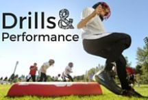 Drills and Performance / Tips to take your game to the next level / by USA Football