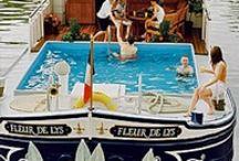 Barge Cruise Themes