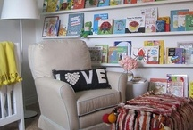Play room / Decorating, storage and furniture ideas for a play room