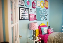 Girl bedroom / Ideas for Lydia's bedroom