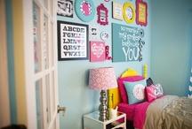 Girl bedroom / Ideas for Lydia's bedroom