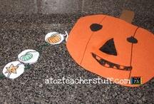 teaching: pumpkins / by A to Z Teacher Stuff