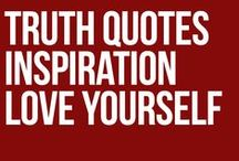 Truth / truth, truth quotes, positive, inspiration, motivation, fitlife tv, drew canole, positive truth