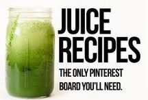Juice Recipes / http://fitlife.tv/