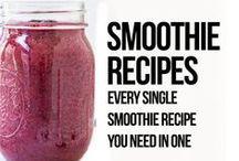 Smoothie Recipes / smoothie recipes, juicing, health, detox http://fitlife.tv/