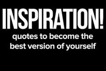 Inspiration / inspiration, positive truth, daily inspiration, drew canole, fitness motivation, life inspiration, quotes, quotations