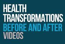 Transformations / health transformations, men transformation, women transformation, before and after, juicing, detox, drew canole, juicewithdrew.com
