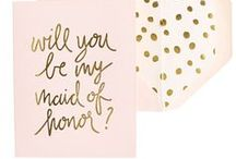 Stationary with Style / by Four Seasons Bridal
