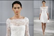 Bridal Market Favourites / Did you miss Bridal Market? Fear not! Feel like you were in front row with our favourite fashion moments live from the shows.  / by Four Seasons Bridal