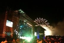 Music Festivals in France / Sit back and enjoy the music.