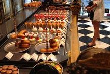 French Bakeries & Cafe's / It's time to eat...