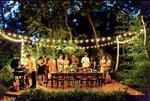 Outdoor Dinner Party / by Daniel Derby