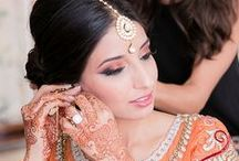 Indian Wedding Inspiration / From intricate henna to marvelous mandaps, consider us inspired by these Indian weddings and their delightful details. / by Four Seasons Bridal