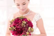 Chinese Wedding Inspiration / by Four Seasons Bridal