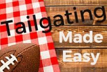 Tailgating Made Easy / Desserts, side dishes, and more to share while you wait for the game to start