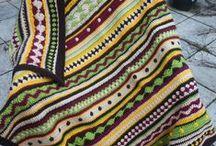 deken 2 Cal 2014 / Hier mijn vorderingen van mijn tweede Cal deken.