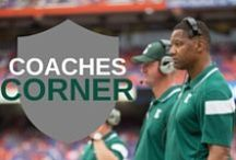 Coaches Corner / Lead your team to victory