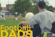 Football Dads / Nothing beats that football bond between father and son (or daughter) / by USA Football