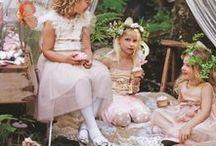 Whimsical Inspiration / Inspiration for a whimsical life // parties, fashion, home and style