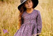 Autumn/Winter Clothes for Kids / Inspiration to style your kids Autumn and Winter wardrobe.