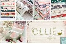 Woven Fabric Love / Fabulous woven fabric finds.