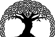 Celtic/Trees / by Jennifer Zacharias