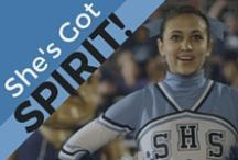 She's Got Spirit (Wear) / All things spirit wear for her / by USA Football