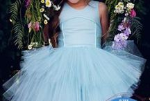 Sewing for Girls: Clothing Patterns / PDF patterns for sewing beautiful girls clothes.
