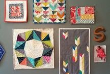 Quilts Quilts Quilts / Cute, quirky or inspirational quilts.