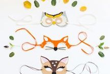 Costumes for Kids / Patterns, tutorials and inspiration for kids costumes.