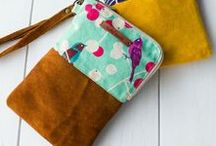 Scrap Busters / Inspiration to help use up left over scraps of fabric,