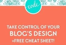 Blogin' It! / Blog advice, tips, ideas, prinables and inspiration for those wanting to start and those who want to improve.
