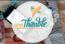 One Thimble: Blog / One Thimble Blog posts to help you soar with your sewing! www.onethimble.com.au #onethimble #sewing #craft #hobby #patterns #material #fabric