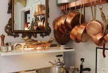 kitchen / by Julie Cadman-Kim