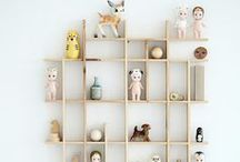 shelves and cabinets / by Julie Cadman-Kim