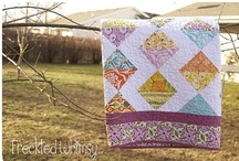 Cozy Quilts / by Colleen Carroll